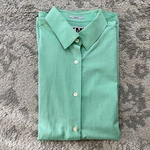 Men's Express Fitted Button Down | Large